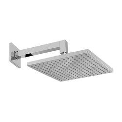 Sade - Shower head with shower arm - complete set | Grifería para duchas | Graff