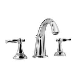 Lauren - Three-hole washbasin mixer | Wash-basin taps | Graff