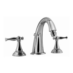 Lauren - Three-hole bidet mixer | Bidet taps | Graff