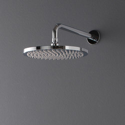 M.E. 25 - Shower head with shower arm - complete set | Shower controls | Graff