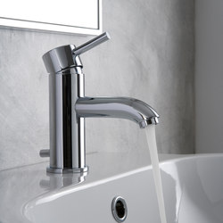 M.E. 25 - Single lever basin mixer | Wash basin taps | Graff