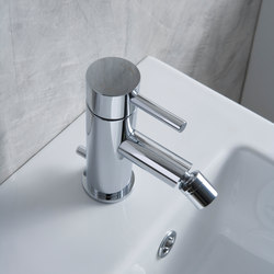 M.E. 25 - Single lever bidet mixer | Bidet taps | Graff