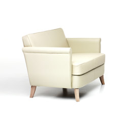 Undersized two-seater sofa | Canapés d'attente | Baleri Italia by Hub Design