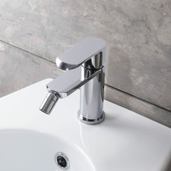 Phase - Single lever bidet mixer | Grifería para bidés | Graff