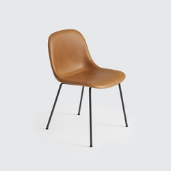 Fiber Side Chair | tube base | Sièges visiteurs / d'appoint | Muuto