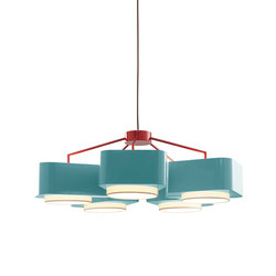Carousel Suspension Lamp | Allgemeinbeleuchtung | Mambo Unlimited Ideas