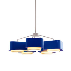 Carousel Suspension Lamp | Iluminación general | Mambo Unlimited Ideas