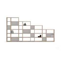 DV525 - Modular Bookshelves | Shelving systems | DVO