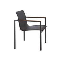 Clauss Stacking Chair | Garden chairs | solpuri