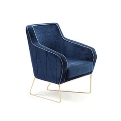 Croix I Armchair | Loungesessel | Mambo Unlimited Ideas