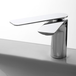 Sento - Single lever basin mixer - 10,8cm spout | Wash-basin taps | Graff