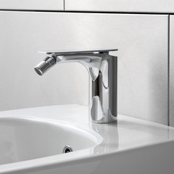 Sento - Single lever bidet mixer
