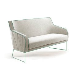 Croix Settee | Loungesofas | Mambo Unlimited Ideas