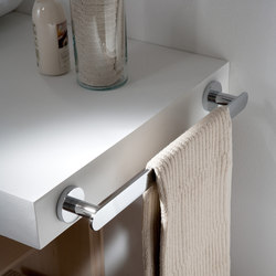 Sento - Towel bar 45,7cm | Towel rails | Graff