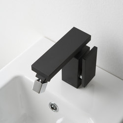 Solar - Single lever bidet mixer