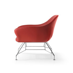Manta Armchair | Lounge chairs | Quinti Sedute