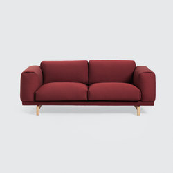 Rest | 2-seater | Sofás lounge | Muuto