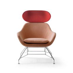 Manta Armchair | Sessel | Quinti Sedute