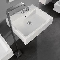 Targa - Floor-mounted washbasin spout | Bath taps | Graff