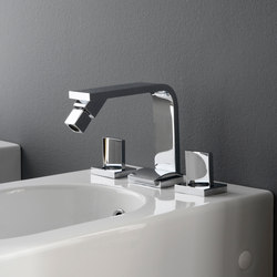 Targa - Deck-mounted bidet spout | Bidetarmaturen | Graff