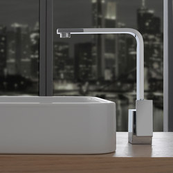 Targa - Single lever basin mixer | Wash-basin taps | Graff