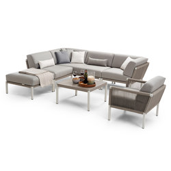 Club Lounge Group | Sofas de jardin | solpuri
