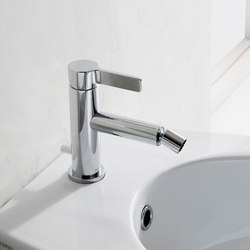 Terra - Single lever bidet mixer