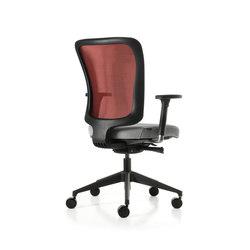Evoque 2.0 | Management chairs | Quinti Sedute