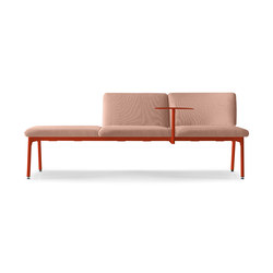 Mega Modular Bench | Waiting area benches | Quinti Sedute