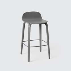 Visu Bar Stool | low | Bar stools | Muuto