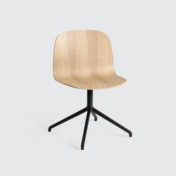 Visu Wide Chair | Swivel Base | Stühle | Muuto