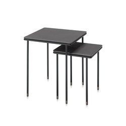 Square side table | Mesas auxiliares | Frag