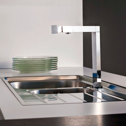 Manhattan - Kitchen Mixer | Kitchen taps | Graff