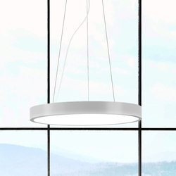 Planet Ring | Suspended lights | Panzeri