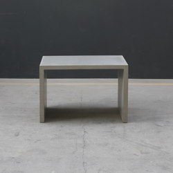 Petit | Garden benches | Concrete Home Design