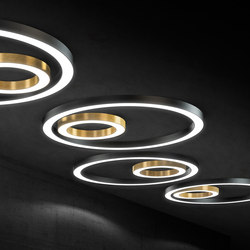 Silver Ring | General lighting | Panzeri