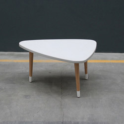 Kidney Table | Side tables | Concrete Home Design
