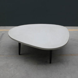 Kidney Table | Lounge tables | Concrete Home Design