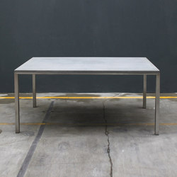 Dinner Table | Mesas comedor | Concrete Home Design