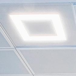 Flat | General lighting | Panzeri