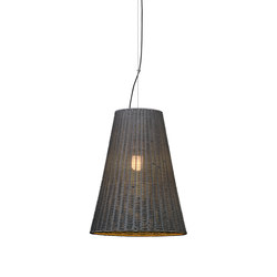 Garbí exterior suspension | Outdoor pendant lights | Carpyen