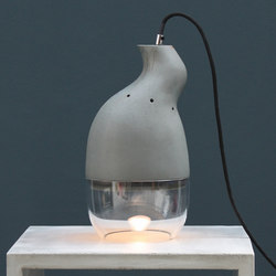 Idée Folle Table Lamp | Allgemeinbeleuchtung | Concrete Home Design