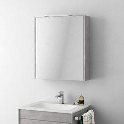 Duetto | 02 | Armadietti a specchio | Mastella Design