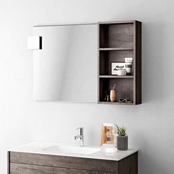 Duetto | 03 | Armoires à miroirs | Mastella Design