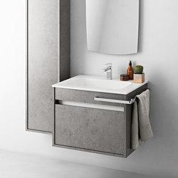 Duetto | 04 | Armoires de salle de bains | Mastella Design