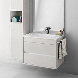 Duetto | 06 | Armoires de salle de bains | Mastella Design