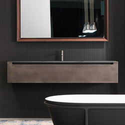 Edge Metal | Mobili lavabo | Falper
