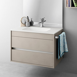Duetto | 08 | Armoires de salle de bains | Mastella Design
