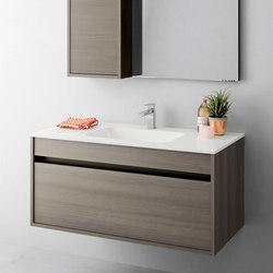 Duetto | 10 | Armoires de salle de bains | Mastella Design