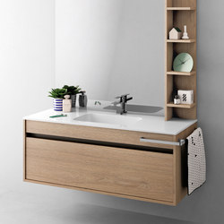 Duetto | 11 | Bath shelving | Mastella Design